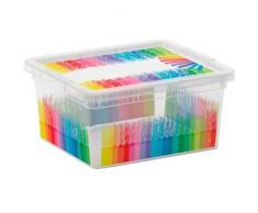 KIS 8013183085896 caja y cesta de almacenaje - cajas y cestas de almacenaje (Caja de almacenaje, Multicolor, Estampado, Rectangular)