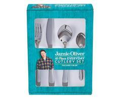 Jamie Oliver 555191 - Cubertería (acero inoxidable)