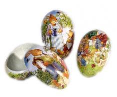 Brauns Heitmann GmbH & Co KG 3x62636 - Producto de decoración de pascua, color multicolor