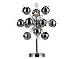 Lámpara de mesa näve - Bola de cristal