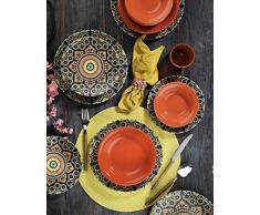 Kütahya NCHR24Y2A880153 Nano Collection - Vajilla de cerámica