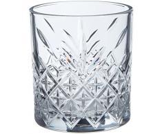 Vaso Whisky Bajo Timeless 34,5 Cl Pasabahçe