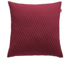 Esprit Home 50015-063-38-38 - Funda para almohada, 38x38 cm, color rojo