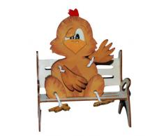 Petra s Manualidades (News a de kkh9420gb Schlenker de gallina con banco de jardín