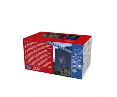 Konstsmide LED Luz Proyector, plástico, Negro