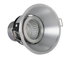 Naeve Leuchten 4082726Â a LED Foco empotrable metal 6Â W, aluminio