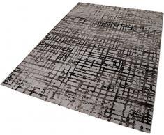 ESPRIT Velvet Grid - Alfombra (Polipropileno, poliéster, 225 x 160 x 1,2 cm), Color Beige