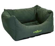 Croci mascota cama DIANA, 62 cm, verde