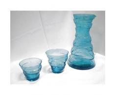 Lamedee - Vaso Vino Azul Annells 1177M32