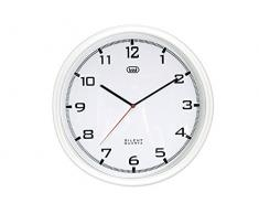 Trevi OM 3310 - Reloj de pared (AA, Color blanco, 350 mm)