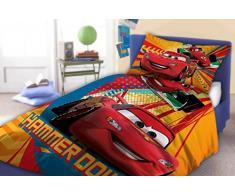 Unbekannt Faro Original Disney Pixar Cars ropa de cama (160 x 200 nuevo Öko Tex algodón, más colores, 200 x 160 cm