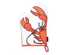 Half Moon Bay Guante DE Cocina Friends Lobster, Multicolor, Unica