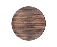 Creative Tops 5233405 - Bandeja redonda para armario (madera), color marrón