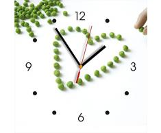Contento 866007 - Reloj de pared, color multicolor