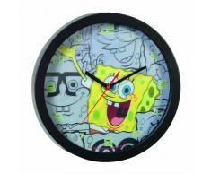 United Labels 0112186 - Reloj de Pared de Bob Esponja en 3D