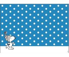 United Labels 0107183 - Lo Mejor de manteles de Papel clásico Snoopy 40 x 29 cm [Importado de Alemania]