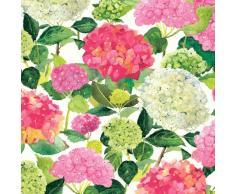 Caspari Inc. - Papel de regalo, diseño de flores
