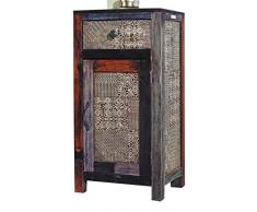 Goa 3551 baño armario, madera, 31 x 42 x 83 cm, multicolor