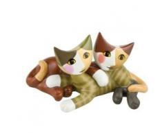 Goebel 31899016 Fill ippa S DIVO Figura, porcelana de galletas, multicolor, 13 x 8 x 7 cm