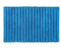 Gedy BO50801130 Alfombra de baño, Azul