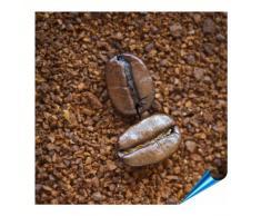 Adhesivo para azulejos para baño y cocina – 15 x 15 cm – Diseño Coffee Beans – Baldosas de 10 pegatinas para pared azulejos