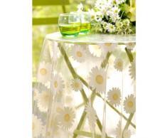 CALITEX Marvin mantel PVC color blanco, pvc, blanco, 200x140 cm