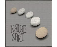 Tapis Déco - 1740303, Tapete Rectangulo, 57 X 115 Cm, Nature Spirit, Estampado