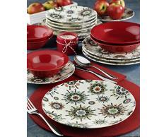 Kütahya NCHR24Y2A880155 Nano Collection - Vajilla de cerámica