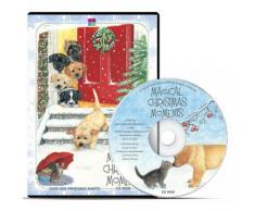 Creative World of Crafts CD Roms ccw09 - Producto de decoración original para navidad