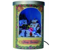 Musicboxworld 51077 - Producto de decoración original para navidad