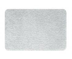 Spirella, Gris colección Nusa, Alfombrilla de Ducha 70 x 120,100% Polyester, Microfibra, 120 x 70 x 30 cm