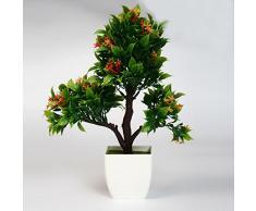 LO+DEMODA Planta Artificial Bonsai