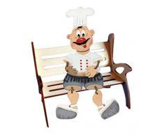 Petra s Manualidades (News a de tkh57gb1 Juego de manualidades, Schlenker de cocción en banco de jardín