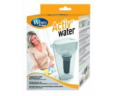 Whirlpool Wpro Activ Jarra Blanco - Filtro de agua (Jarra, Blanco)