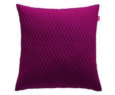 Esprit Home 50015-063-50-50 - Funda para almohada, 50x50 cm, color rojo
