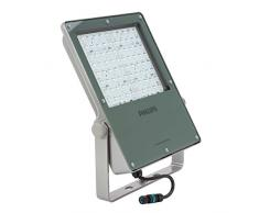 Philips BVP130 LED160-4S/740 S 120W LED Gris Proyector - proyectores (120 W, LED, Gris, LED, Blanco neutro, 4000 K)