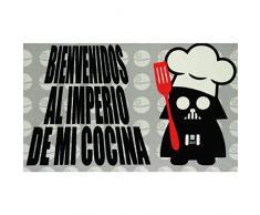 koko doormats Alfombra Imperio Cocina, 45 x 75 cm