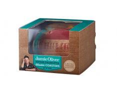 Jamie Oliver 554289 - Posavasos, color acacia