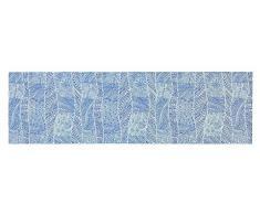 Esprit Camino de Mesa, Algodón, Azul, 140 x 40 cm