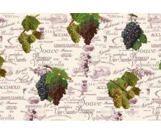 Tassotti–Papel Vino Etiquetas Papel de Regalo