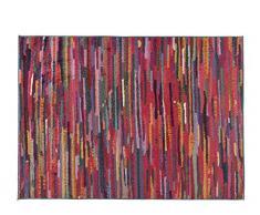 Alfombrista Moderna 8 Alfombra, Acrílico, Multicolor, 140 x 190 cm