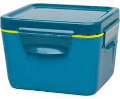Aladdin – 0,7 litro 33391 aislado almuerzo caja, contenedores de plástico de almacenamiento de alimentos, azul marino