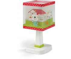 Dalber My Sweet Home Lámpara infantil de sobremesa, Multicolor