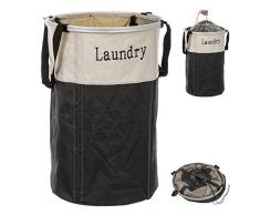 Nahuel Home - Cesto Ropa Polyester Laundry