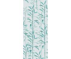 Scenolia Póster de Adhesivo de Puerta Tropics 85x 205cm | Déco Pared Calidad HD