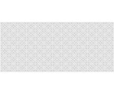 VINILIKO, Alfombra de vinilo, Jalousie, Gris, 66x150 cm