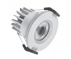 Osram Ledvance spot-fp LED Foco empotrable 7 W 3000 K 530 lm IP65