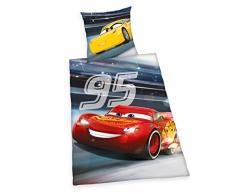 Disney Cars ropa de cama, multicolor