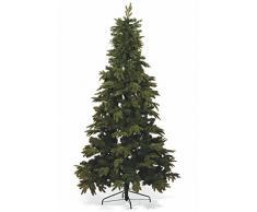 Galileo Casa Canadá Árbol de Navidad, PVC, Verde, 130 x 130 x 240 cm