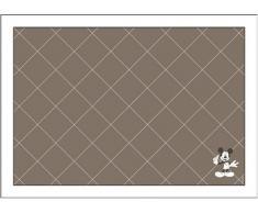 United Labels 0107181 - Lo Mejor de manteles Individuales de Papel Mickey Glamour 40 x 29 cm [Importado de Alemania]